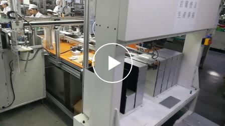 富士康首尔LED模组生产线