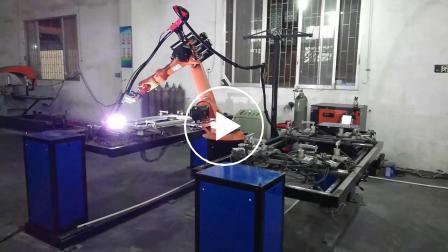 铝窗焊接机